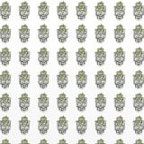 Lantern, gift card or cloth, pattern, repeating pattern,. Lantern, gift card or cloth,npattern, repeating pattern Stock Image