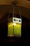 Lantern from glass Stock Photo