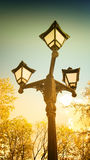 Lantern in the glow Royalty Free Stock Images