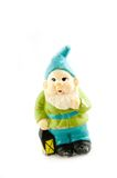Lantern gnome Stock Photos