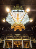 Lantern inside Nishi Honganji temple - Kyoto , japan Stock Photos