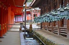 Lantern of japan Royalty Free Stock Images