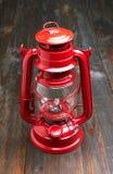 Lantern kerosene oil lamp Royalty Free Stock Photos