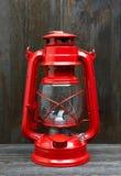 Lantern kerosene oil lamp Stock Photography