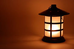 Lantern light Royalty Free Stock Images