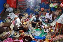 Lantern Makers Royalty Free Stock Photo