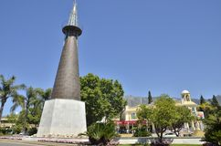 Lantern in Marbella Stock Photo