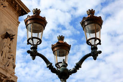 Lantern, Monaco Stock Photography