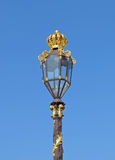 Lantern in Nancy, France Stock Photo