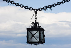 lantern old Στοκ Φωτογραφίες