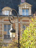 Lantern in Paris Stock Images