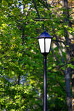 Lantern in park Royalty Free Stock Photography