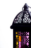 Lantern of Ramadan. Colorful Ramadan Fanoos - Traditional