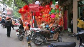 Lantern shop Stock Images