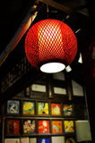 Lantern of shop Royalty Free Stock Image