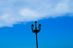 Lantern on the sky Stock Image