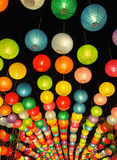 Lantern sky Royalty Free Stock Photography