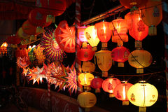 Lantern Stall Stock Images