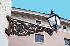 Lantern in Stockholm, Sweden Royalty Free Stock Image