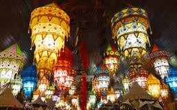 lantern store Royalty Free Stock Photo