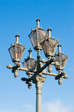 Lantern of street illumination Royalty Free Stock Image