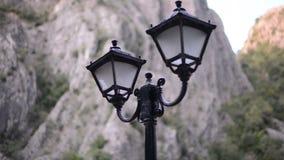 Lantern street light candelabra