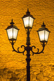 Lantern in Tbilisi Stock Photography