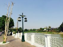 Lantern. In thailand Royalty Free Stock Photography