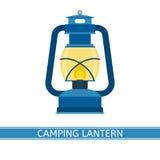 Lantern vector icon Royalty Free Stock Photos