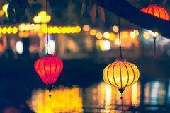 Lantern, Vietnam Stock Photography