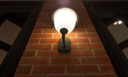 Lantern wall Royalty Free Stock Photos