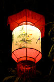 Lantern from Wuzhen ancient town Royalty Free Stock Images