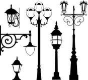 Lantern1 Royalty-vrije Illustratie