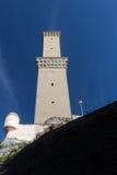 Lanterna灯塔,热那亚-意大利 库存图片
