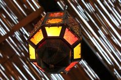 Lanterna árabe Foto de Stock Royalty Free