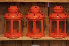Lanterna antiga Foto de Stock