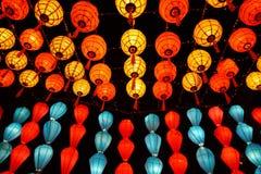 Lanterna asiatica, Tailandia Fotografia Stock