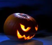 Lanterna assustador de Jack O Fotografia de Stock Royalty Free