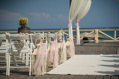 Lanterna bonita, decoração do casamento Fotografia impressionante do estoque do casamento de Grécia! Fotografia impressionante do imagem de stock