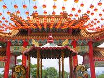Lanterna chinesa Fotografia de Stock Royalty Free