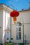 Lanterna cinese Immagini Stock