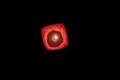 Lanterna circa da decollare Fotografie Stock