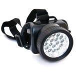 Lanterna con il LED Immagine Stock