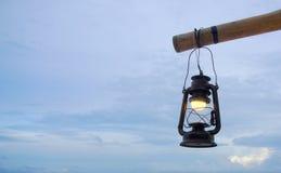 Lanterna crepuscular Foto de Stock Royalty Free