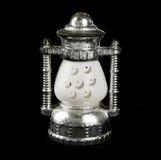 Lanterna d'argento del Ramadan Immagine Stock Libera da Diritti