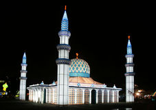Lanterna da mesquita Foto de Stock