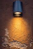 Lanterna da rua no gamla stan, Éstocolmo, Europa Foto de Stock