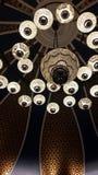 Lanterna de bronze imagem de stock royalty free