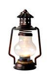 Lanterna de querosene Fotografia de Stock Royalty Free