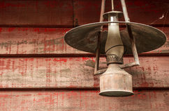 Lanterna de querosene Fotos de Stock Royalty Free